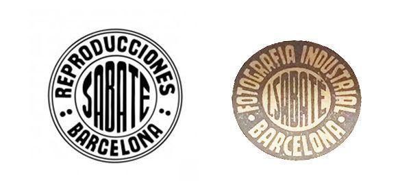 Logotipo Reproducciones fotográficas Sabaté
