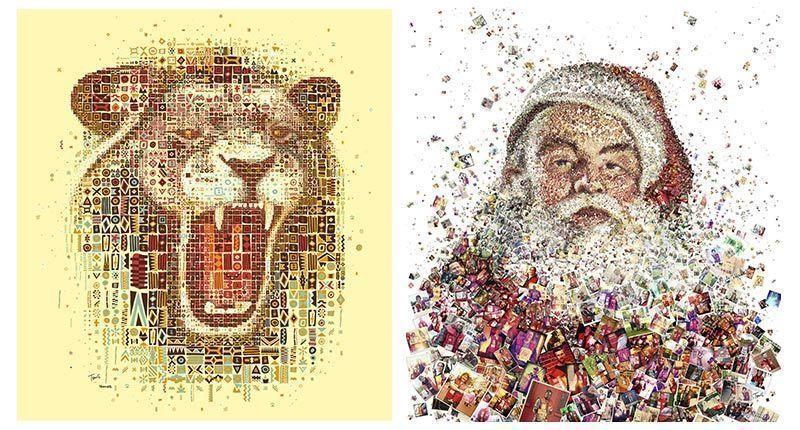 Agencia publicidad Imagen Impresión digital