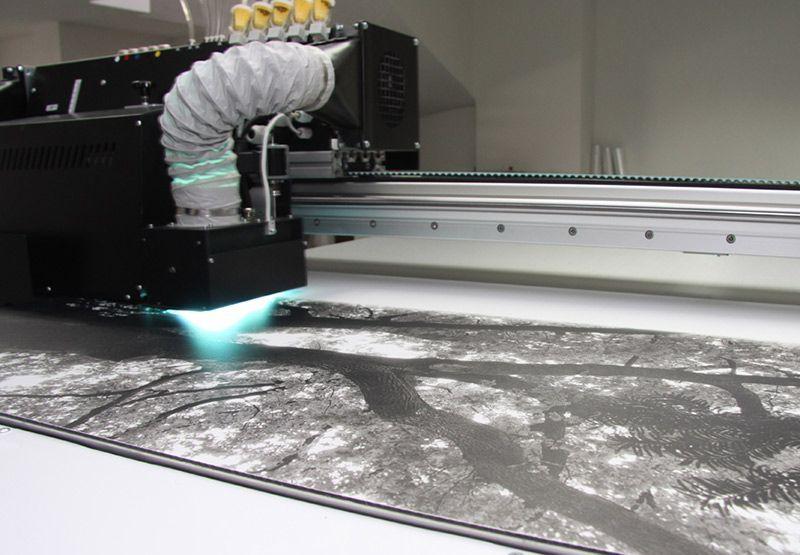 Dibond Fine art Impresión digital Imagen Giclees
