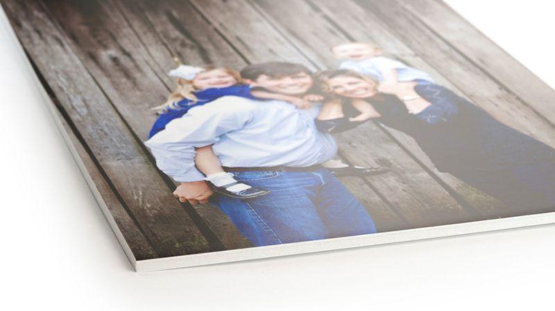 Foam impreso Cartón pluma impreso Impresión digital gran formato