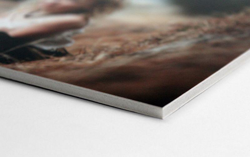 Impresión digital Cartón pluma impreso foam