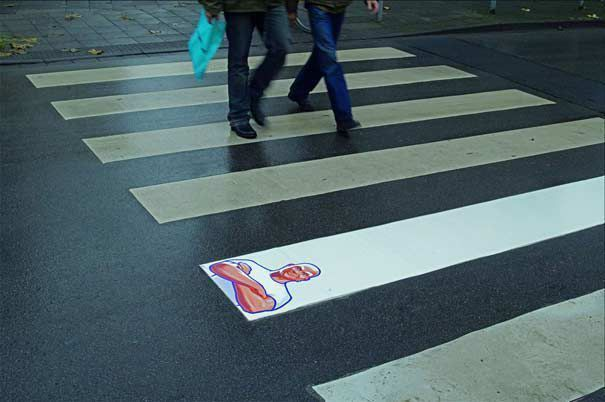 Impresión publicidad Marketing