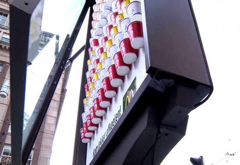 Mupi Impresión publicidad Street marketing Branding