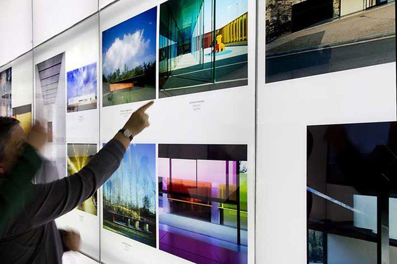 Impresión digital para exposiciones Displays Cajas de luz Instalación gráfica