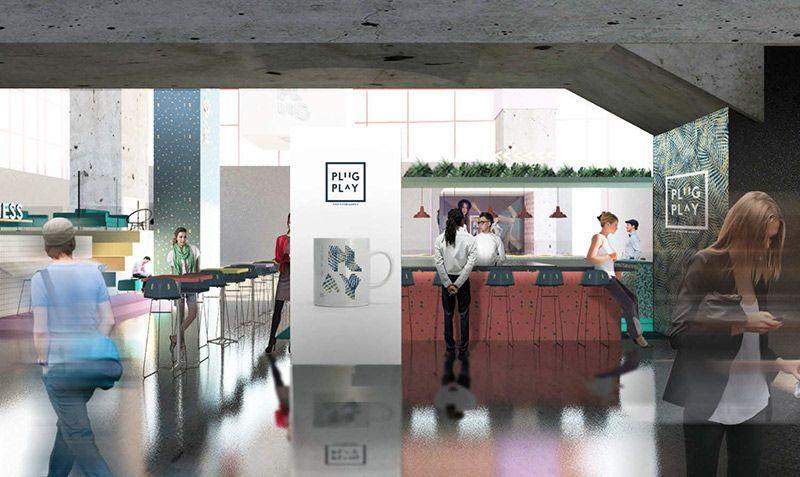 Retail Branding Diseño gráfico Plv