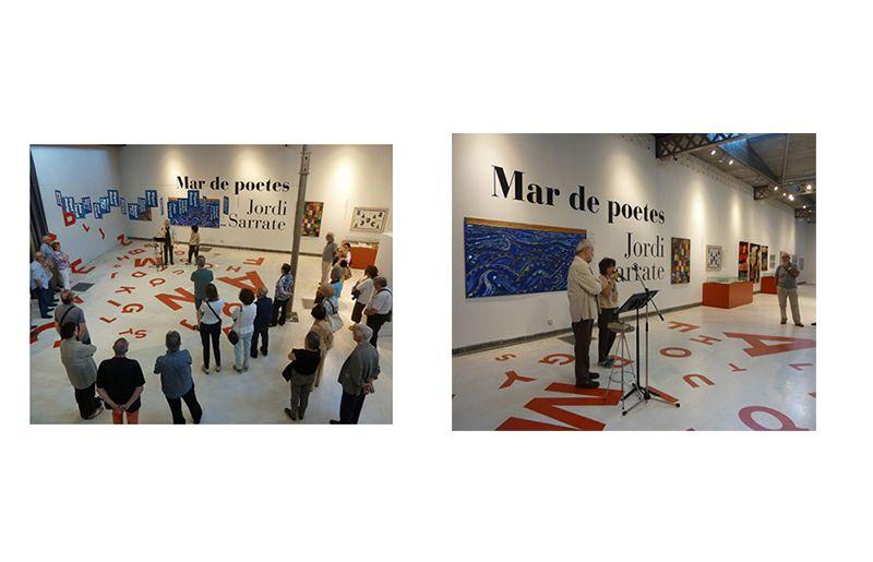 Comunicación visual Rotulación vinilo Museística
