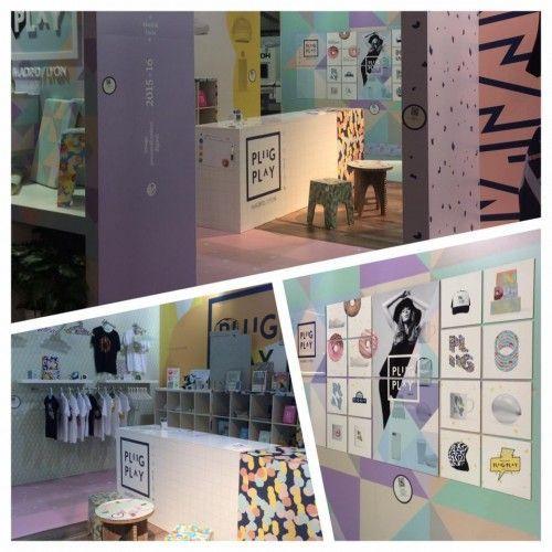 Impresión Pop Up Store by Sabaté