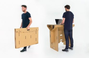 Cartón Re-board PLV Impresión digital de gran formato