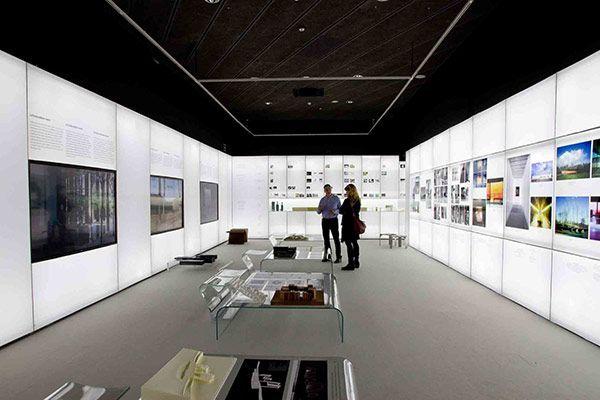 Exposición RCR Arquitectes en Palau Robert