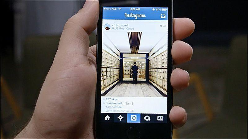 Cuentas Instagram Fotografía Impresión digital