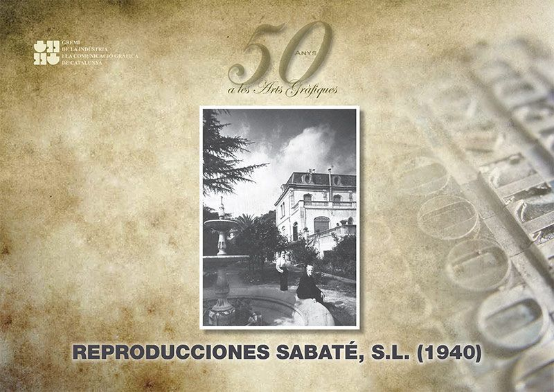 Impresión digital Barcelona Sabaté Green Print