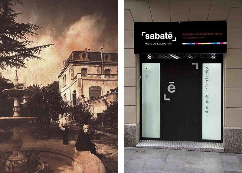 Impresión digital de gran formato Barcelona Sabaté