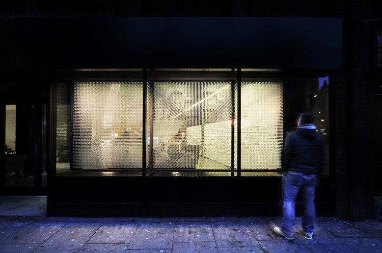 Visual merchandising Escaparatismo Diseño