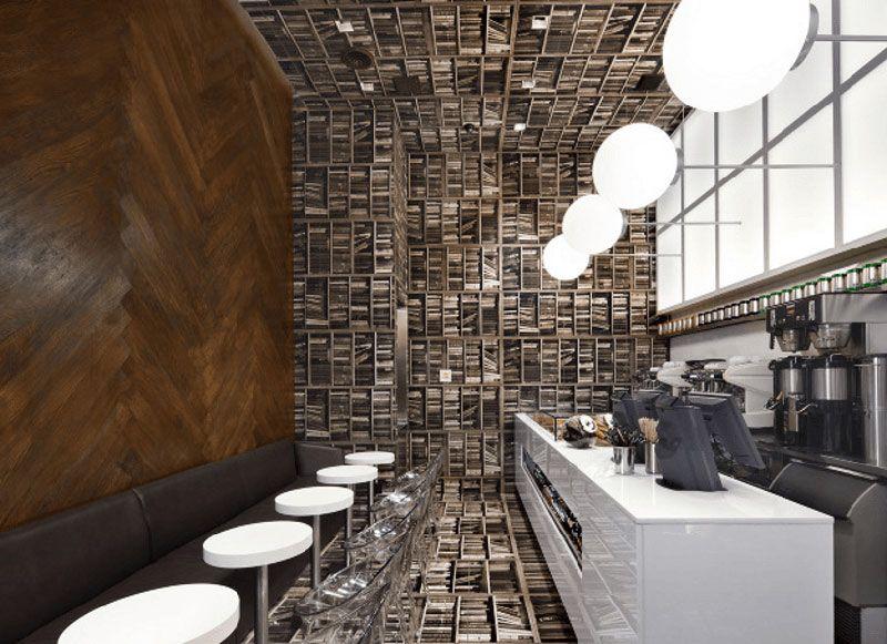 Wallpapers Interiorismo Impresión digital de gran formato