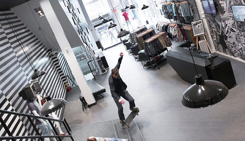 Impresión digital Visual merchandising Retail