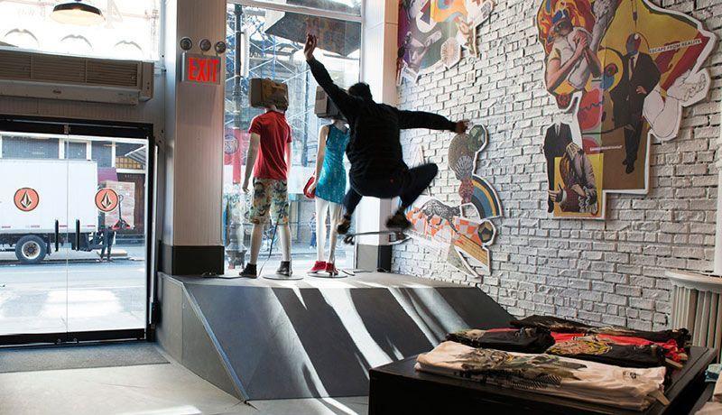 Interiorismo Fotocuadros Branding Retail