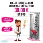 Comprar Rollup Barato Display Plv