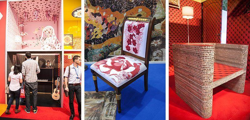Diseño interiores Muebles impresos Wallpapers