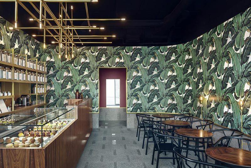 Impresión digital gran formato Wallpapers Interiorismo