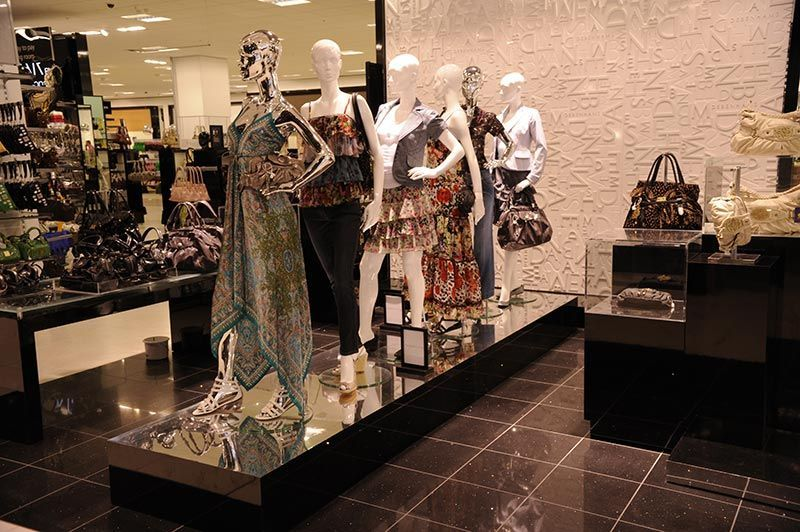 Marketing Retail Visual merchandising