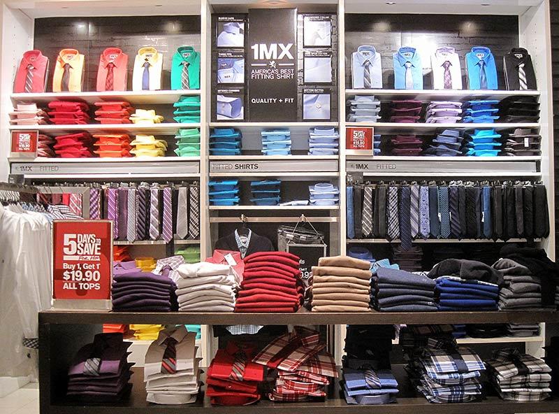 Visual merchandising Branding