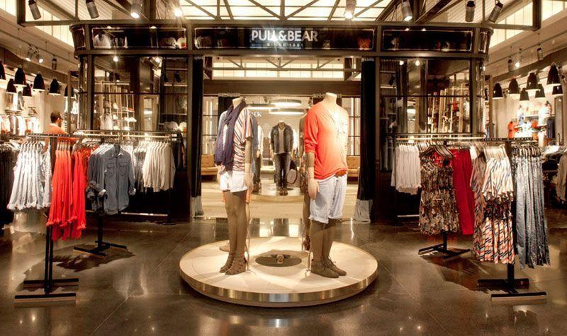 Visual merchandising Retail