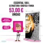 Comprar Rollup Barato 100x200