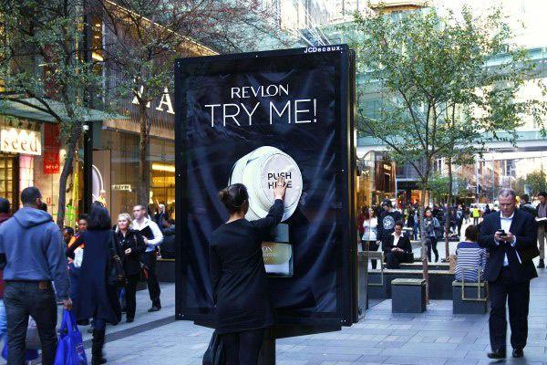 Impresión digital de gran formato Publicidad Street marketing