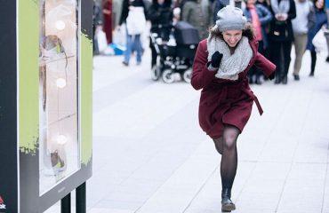 Mupi Street marketing Campaña publicitaria