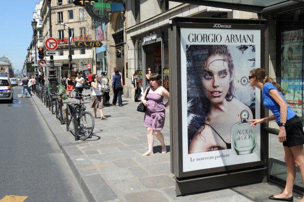 Publicidad Campaña publicitaria Mupis