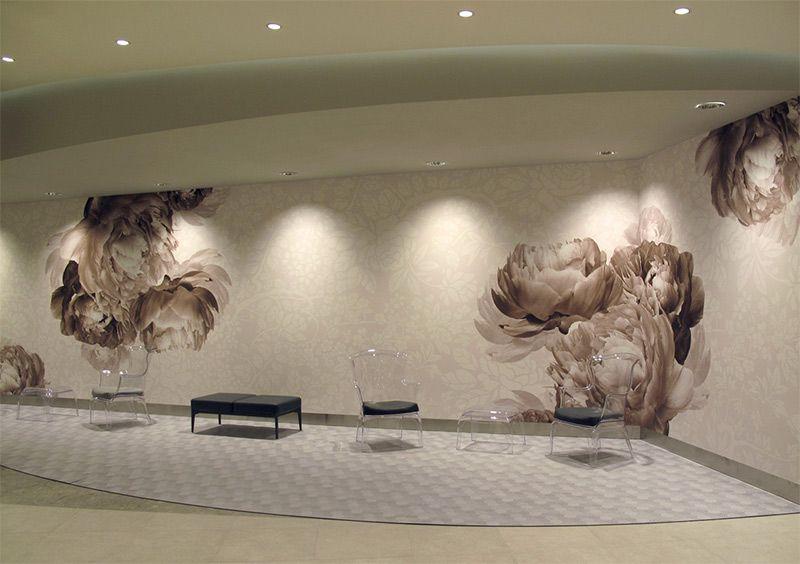 Instalación gráfica Diseño interiores