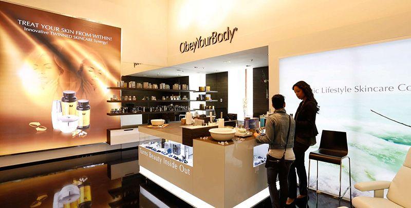 Lonas impresas Caso de éxito Retail
