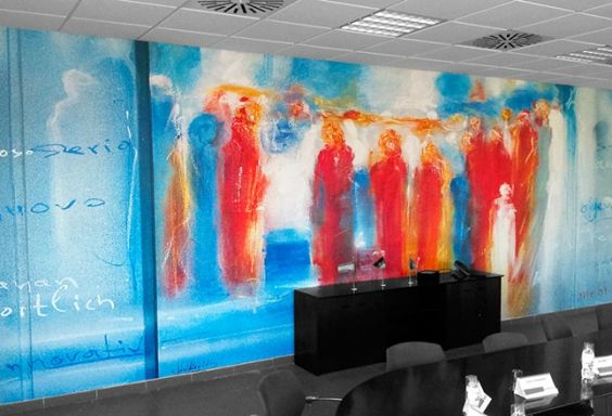 Wallpapers Vinilo impreso Diseño de interiores