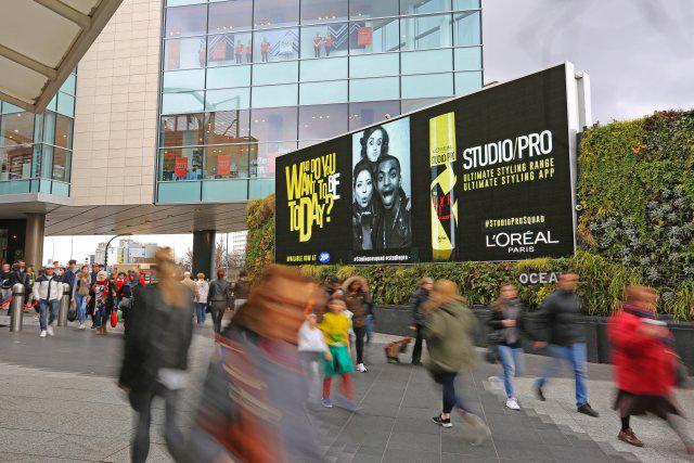 Impresión digital gran formato Marketing Publicidad
