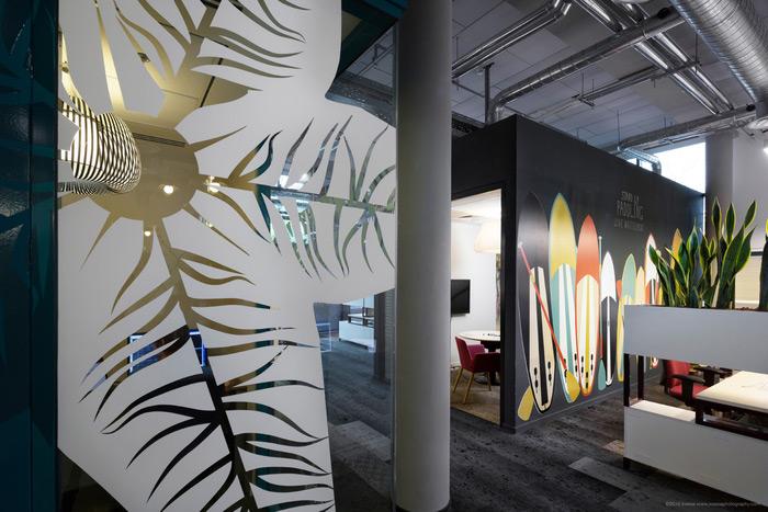 Instalación gráfica Textil impreso Wallpapers