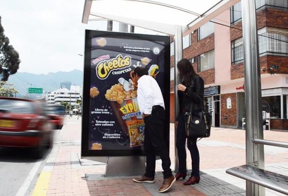 Mupis Agencia de publicidad Cartelería