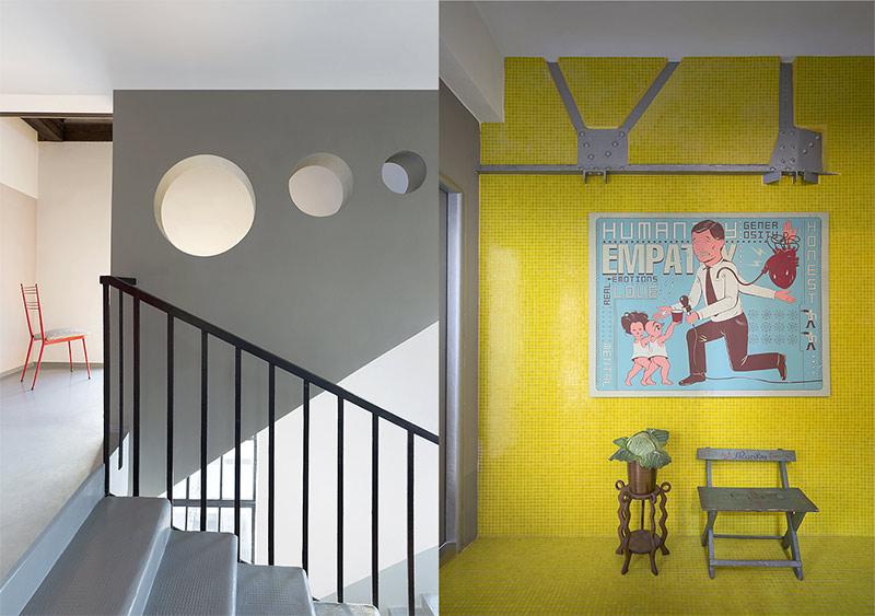 Impresión digital gran formato Wallpapers Green print