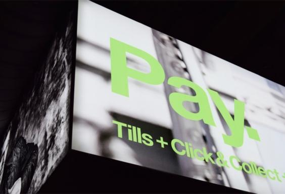 Retail Branding Impresión tintas UV