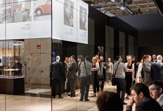 Exposición Museografía Estand