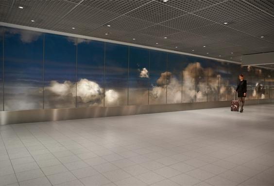 Gráfica retroiluminada Instalación gráfica Impresión digital gran formato