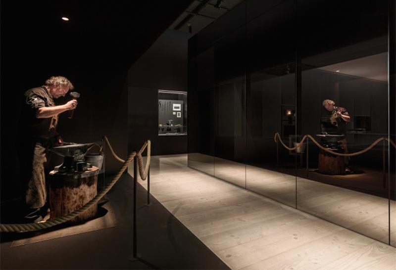 Museografía Estands Vinilo impreso