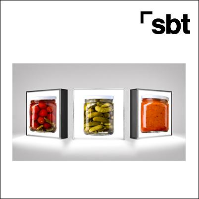Cajas de luz PLV Soft sinage Backlit Textil impreso