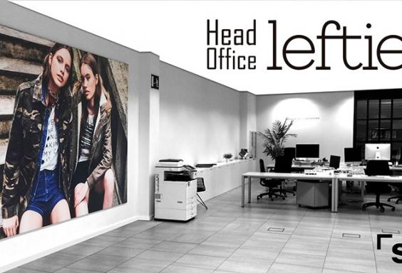 Impresión digital gran formato Perfilería aluminio Metacrilato impreso Decoración interiores