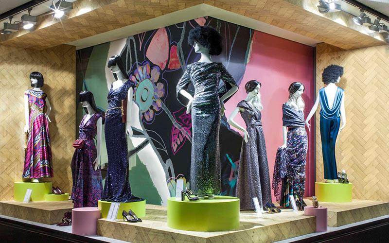 Impresión digital gran formato Retail