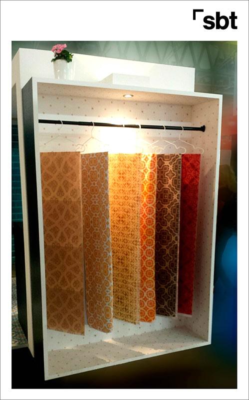 Impresión digital textil Photowood