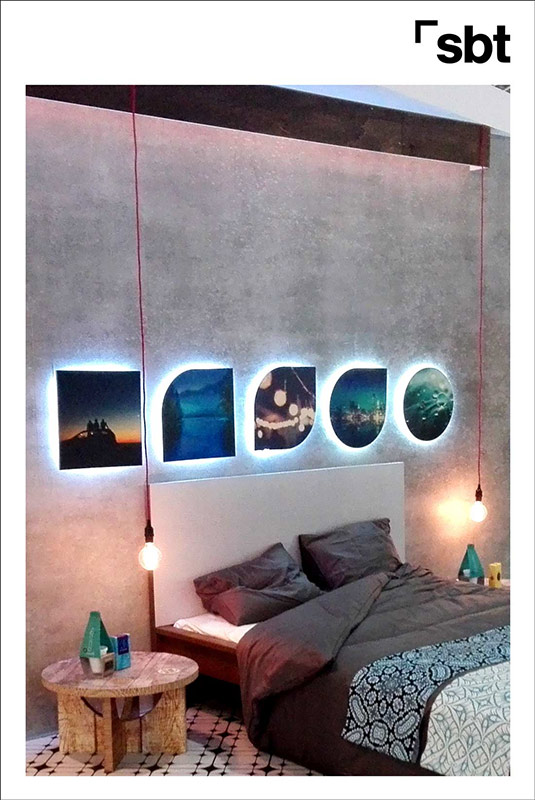 Wallpapers Stores impresos Instalacion gráfica