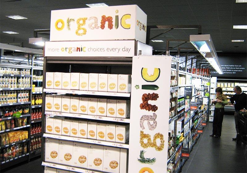 Comunicación visual Branding Retail