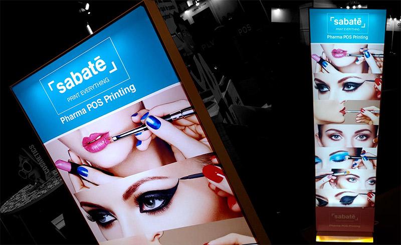 Impresión digital Interiorismo Estand