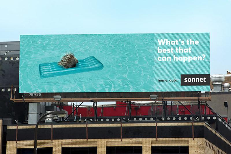 Comunicación visual Branding Publicidad exterior