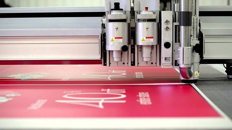 Impresión digital ecológica VOC